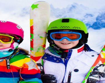 Çocukların kayağa başlama yaşı